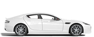 Compare Aston Martin Rapide hire prices
