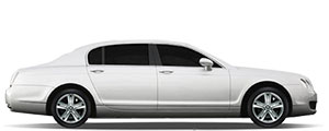 Compare Bentley Flying Spur hire prices