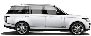 Compare Range Rover Vogue hire prices